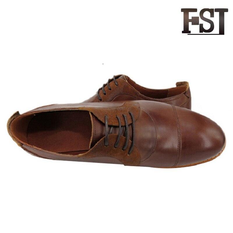 Altura 2019 Sapatos Prova Escritório Verão De Carreira Água Fsj01 Couro Neutro Clássicos Homens Fsj Genuíno Vestido Primavera outono D' Crescente À qH8AxSw