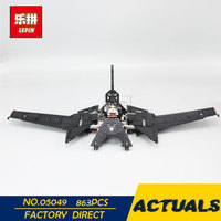 LEPIN 05049 STAR WARS Krennics Imperial Shuttle Model Building Classic Enlighten Figure Toys For Children Compatible