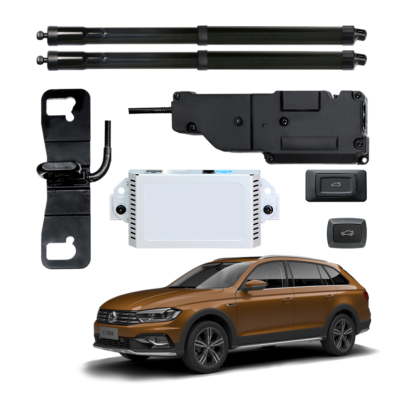 Smart Auto Electric Tail Gate Lift Special For Volkswagen C-TREK 2017 With Latch