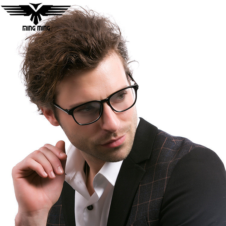 glasses frames styles 2015  Aliexpress.com : Buy 2015 New Vintage Eyeglasses Men Fashion Eye ...