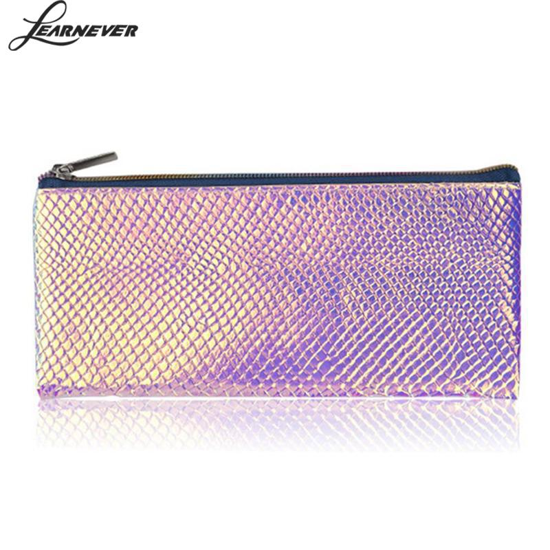 Intrigue Fish Scale Cosmetic Accessories Makeup Bag Toiletry