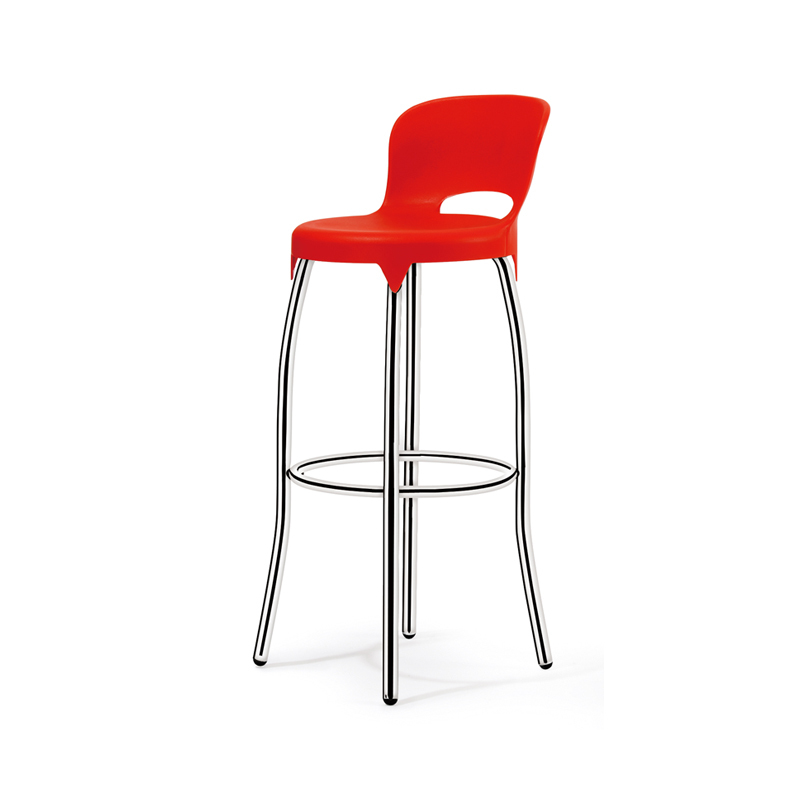 French designer presale Scandinavian minimalist Ikea multicolor single casual bar stools tall chairs Stools  sc 1 st  AliExpress.com : tall stool chair - islam-shia.org