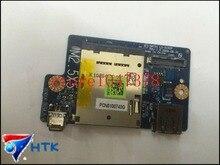 Оптовая t0yr4 для dell ls-5155p кард-ридер sd-карта доска studio 1745 1747 Вт/cbl a09904 100% работать идеально