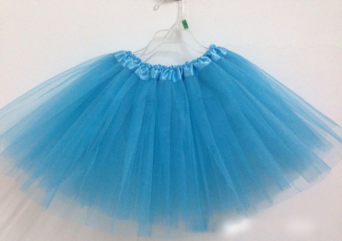 HTB1ozK.atfvK1RjSszhq6AcGFXaa - Women Vintage Tulle Skirt Short Tutu Mini Skirts Adult Fancy Ballet Dancewear Party Costume Ball Gown Mini skirt Summer Hot