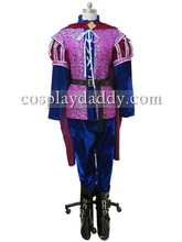 Sleeping Beauty Prince Phillip Cosplay Costume Anime Cosplay Costume(No shoes)