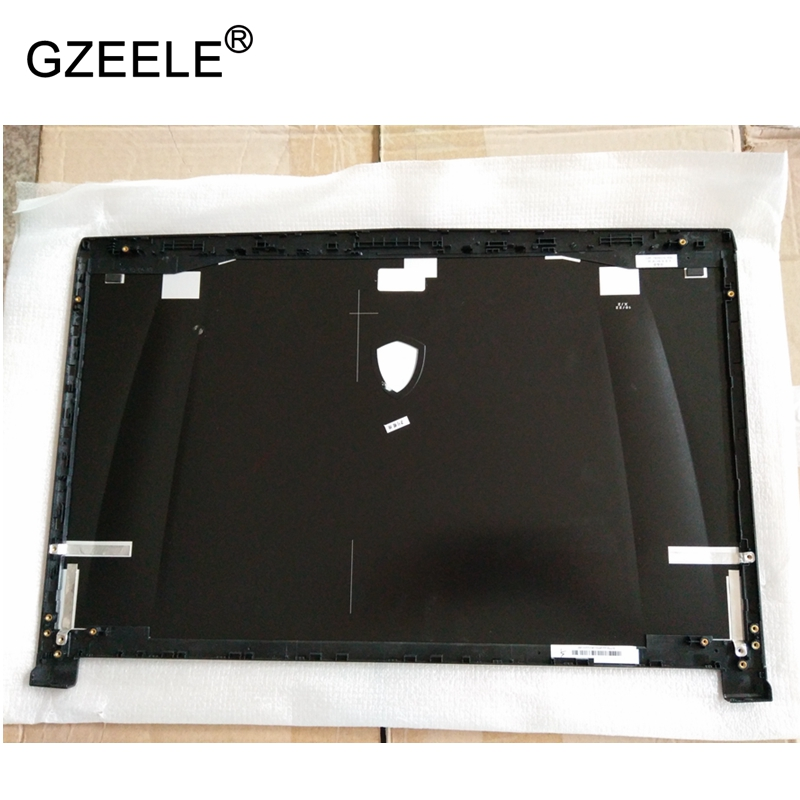 GZEELE New For MSI GE72 GE72VR MS-1791 MS-1792 Lcd Rear Lid Top Back Cover Case 307791A216Y311 307791A212Y311 307791A247Y311