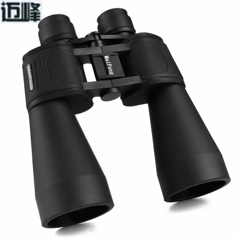 60x90 Powerful Binoculars Hunting Russian Militar FMC Green Film Wide Angle View Not Monocular Long Range