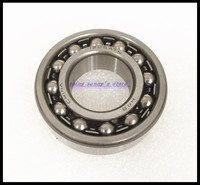 1pcs 1206 30x62x16 Self Aligning Ball Bearings Cylindrical Bore Double Row Brand New