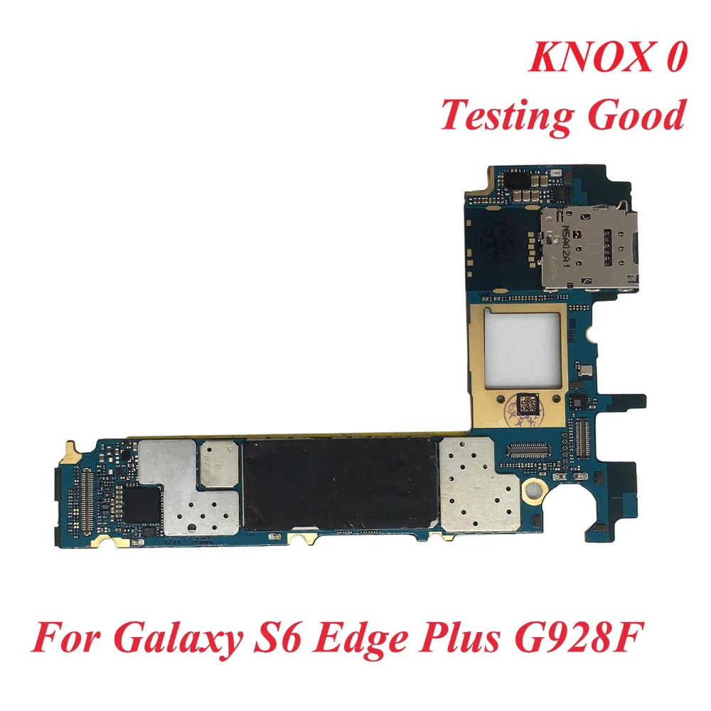 TEHXV Replacement Unlock Main For Samsung Galaxy S6-Edge Plus-g928f/Unlock/Knox/.. Original