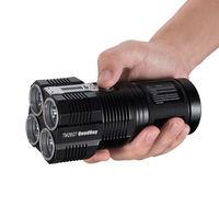 NITECORE TM26GT CREE XP L HI V3 светодиодный фонарик 3500LMS 704 метров факелы 18650 Батарея для кемпинга Пеший Туризм поиск
