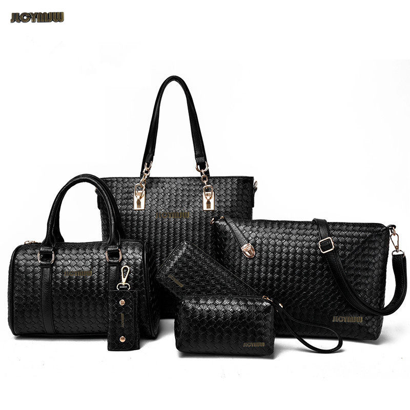 d269738e7f87 New Women Bags Purse Shoulder Handbag Tote Messenger Hobo Satchel Bag Cross  Body-in Top-Handle Bags from Luggage   Bags on Aliexpress.com