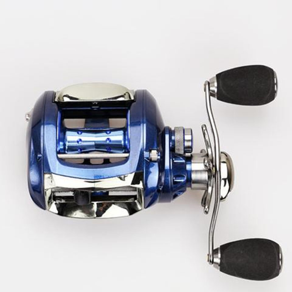 New brand baitcasting reel reel 12 1bb ball bearings for New fishing gear