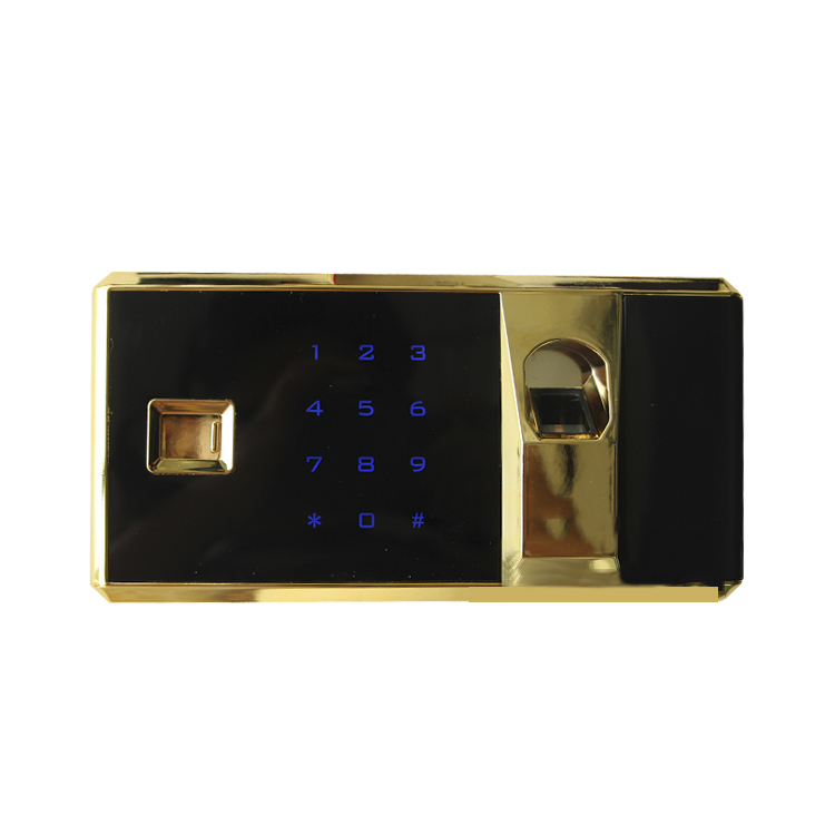 Safe Box Accessories Fingerprint Lock for Cash Box Safe Elextronic Drawer Password Lock Fingerprint Pistol Safe Box