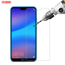 Tempered Glass Phone Case for Huawei P20 Pro Mate 20 Lite 10 Pro Full Cover Coque for Honor 10 Etui Protective Shell Accessories(China)
