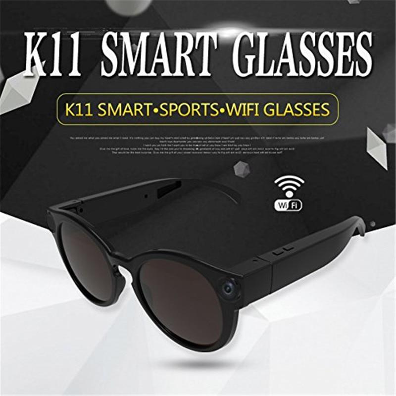 Mini Camera Sunglasses 1080p Wifi Micro Cameras Polarized-lenses HD Sports Video Recorder Camcorder action camera mry polarized replacement lenses for oakley batwolf sunglasses 24k gold