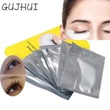10pair Lint Free Under Eye Gel Collagen Patches Pads For Lash Eyelash Extension Drop ShippingJan31