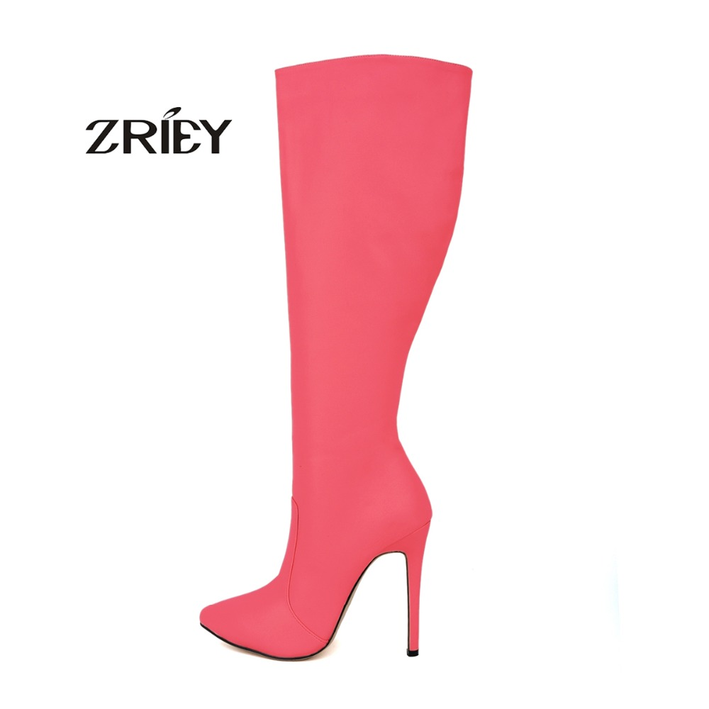 Popular Wide Calf Boots-Buy Cheap Wide Calf Boots lots from China ...