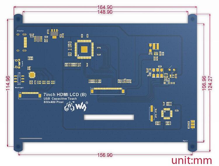 7inch-HDMI-LCD-B-dimension