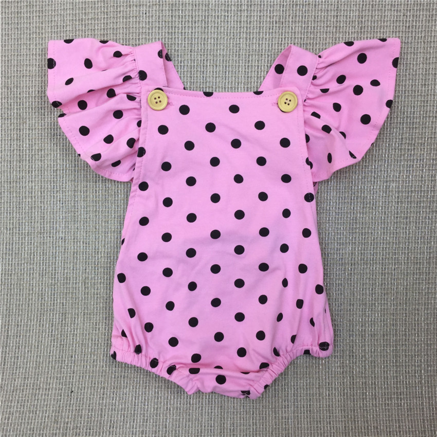 0254bca20 Seartist Baby Girls Romper Newborn Infant Clothing Girls Summer ...