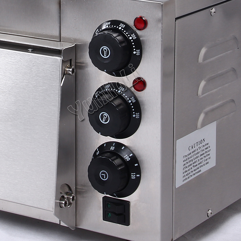 Mega Discount #8f3e 20L Electric Pizza Oven Stainless