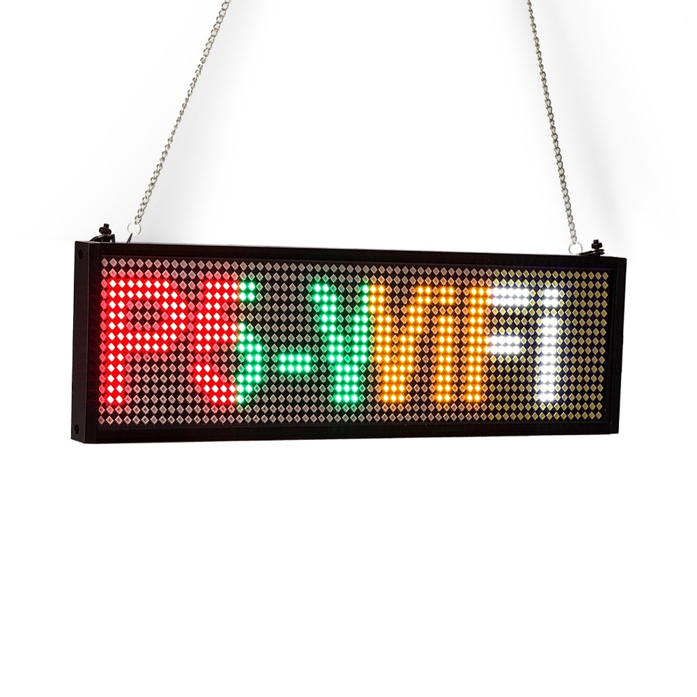 P5 smd led display painel ios wifi