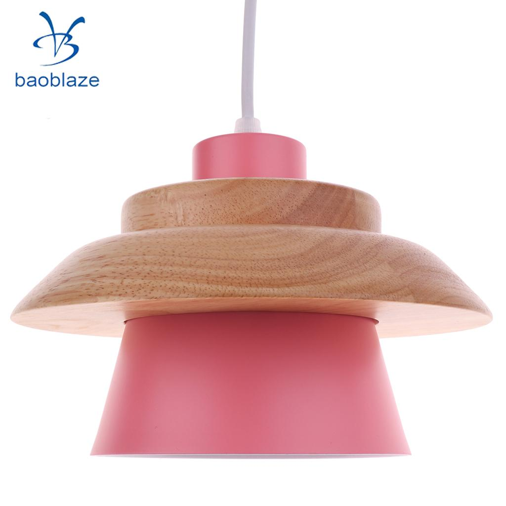 Baoblaze E27 Modern Style Table Lamp Shade Ceiling Light Cove Home Light Decor