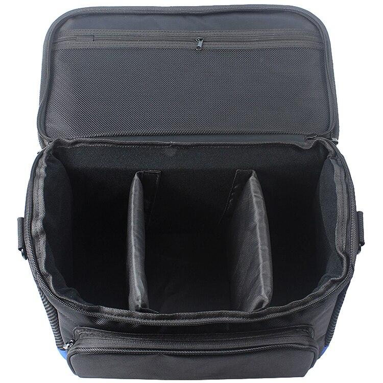 Image 2 - Top Quality Fiber Optical Fusion Splicer Convenient Carrying Bag FTTH Portable Tools Kit Plus MultipurposeFiber Optic Equipments   -