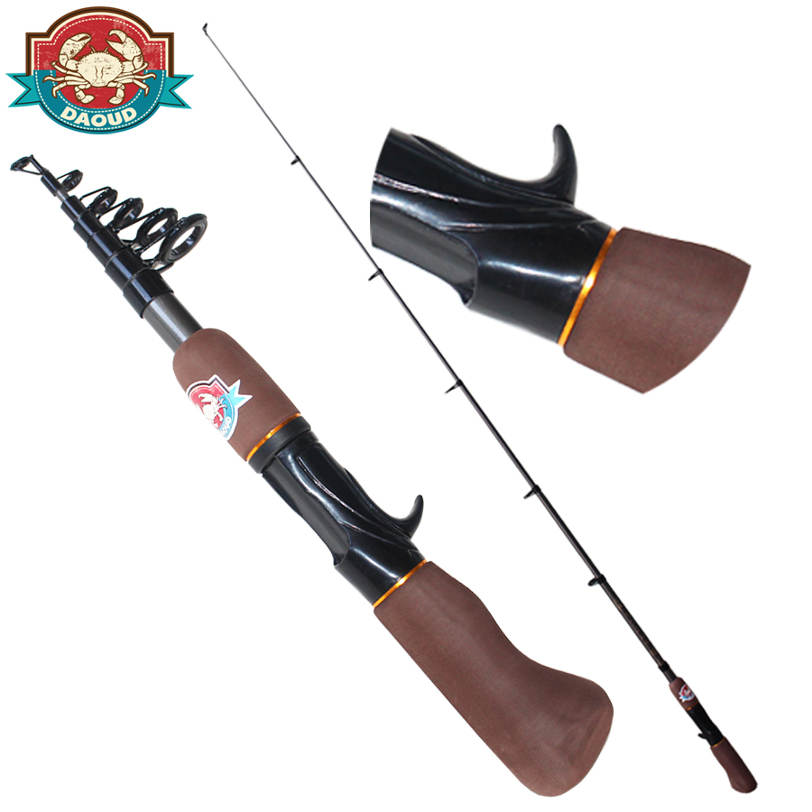Buy daoud mini ice fishing rod for for Mini fishing rod
