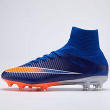 Fanshawe 2018 hombres zapatos de fútbol al aire libre FG botas de fútbol  para niños profesional 8b420e5ac424e
