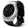 Cacgo ks2 mtk2502 cpu del teléfono smartwatch podómetro sedentaria recordar monitor de sueño anti-perdida reloj teléfono para ios android teléfono