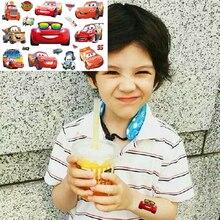 Rusteze Car Mack Child Love Temporary Body Art Toys, Flash Tattoo Sticker 17*10cm, Birthday Xmas Baby Shower Party Gift