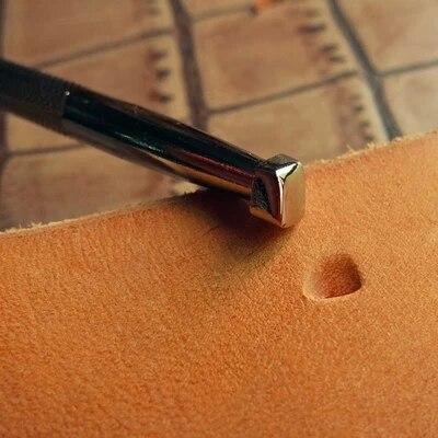 Leather Engraving Tools Leathercraft Patterns Tool Stamping Embossing Stamp Making Machine Dies Leatherwork Tooling