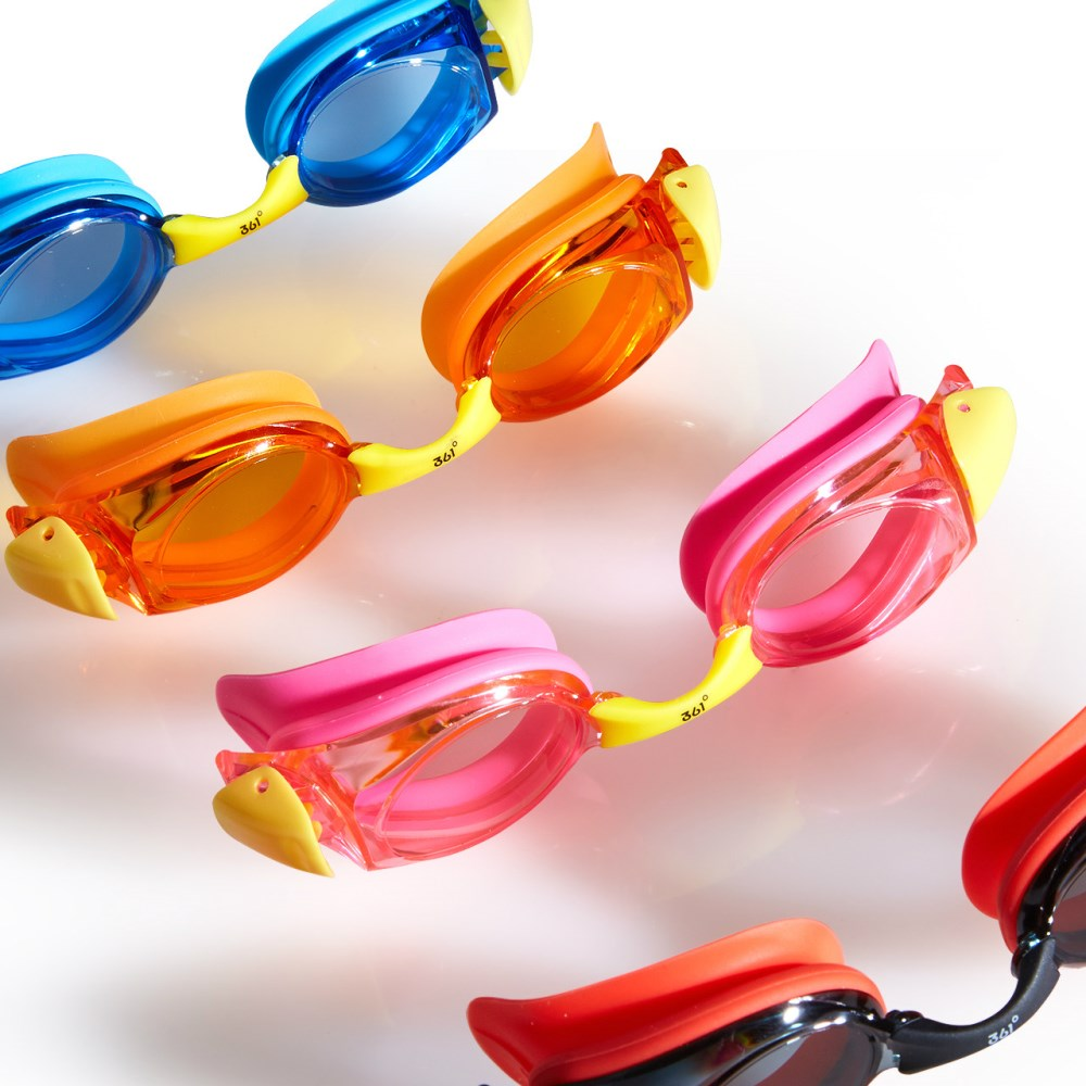 361 Swimming Goggles for Children Cute Pool Swimming Glasses Anti Fog Clear Swim Goggles Kids Anti Fog Silicone Swim Eyewear