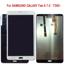 20pcs For Samsung Galaxy TAB A 7.0 SM-T285 T285 LCD Display Touch Screen glass Digitizer Assembly Panel Replacement