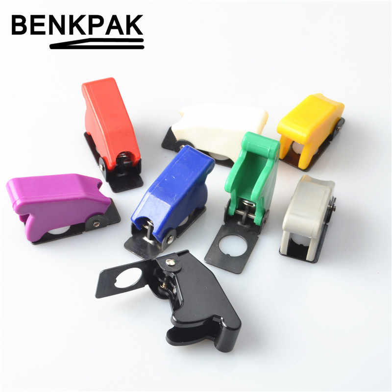 12 Mm Toggle Switch Penutup Saklar Toggle Tahan Air Boot Plastik Keselamatan Flip Penutup Topi