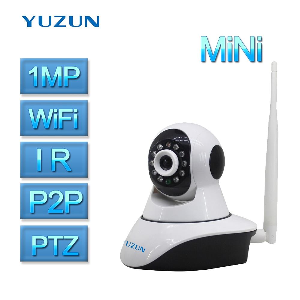 ФОТО 720P Wireless  Home Security  IP  Camera  USB ChargerP2P indoor PTZcamera 1MP  Mini  Infrared  Surveillance CCTV   Camera SDCard