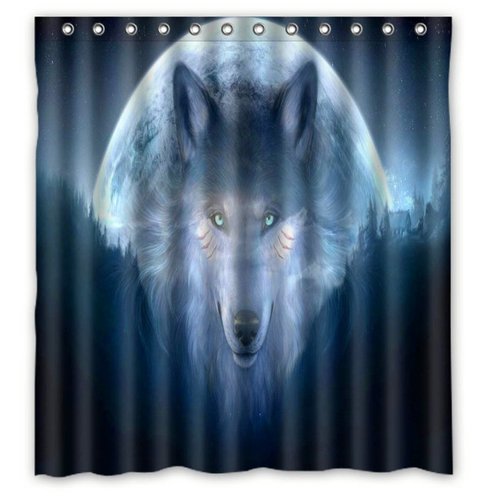 Fairy shower curtain - Anime Shower Curtain One Piece Dragon Ball Z Bleach Fairy Tail Naruto Together Free Wolf Shower