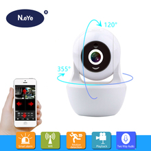 N_eye IP Camera HD 1080P Home Security wifi camera with IR Night Vision Audio Record Monitor