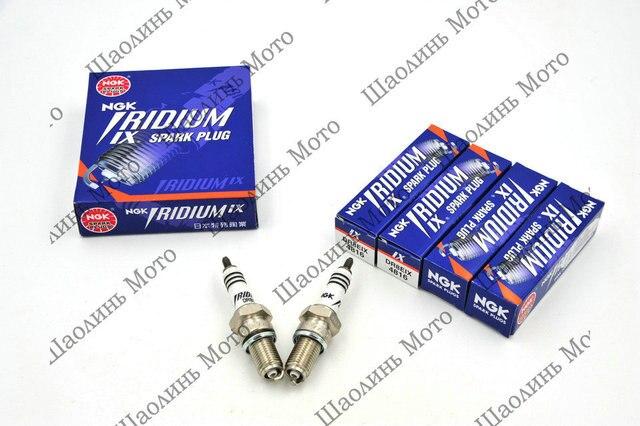 1 PCS NGK iridium plugs 4816 DR8EIX Spark Plug original quality made in Japan Free Shipping