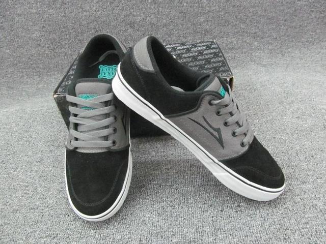 EE.UU. Size10-12 Originales Lakai Niños Deportes Verano Zapatos Resistentes Zapatos Anti-Piel Mixta de Color Calzado