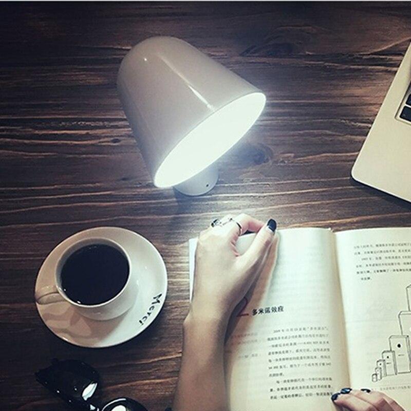 Schreibtischlampen Led-lampe Schreibtisch Leseleuchten Einfachheit Reduziert Design Tischlampen Für Schlafzimmer Nachttischlampe Dekoratives Licht