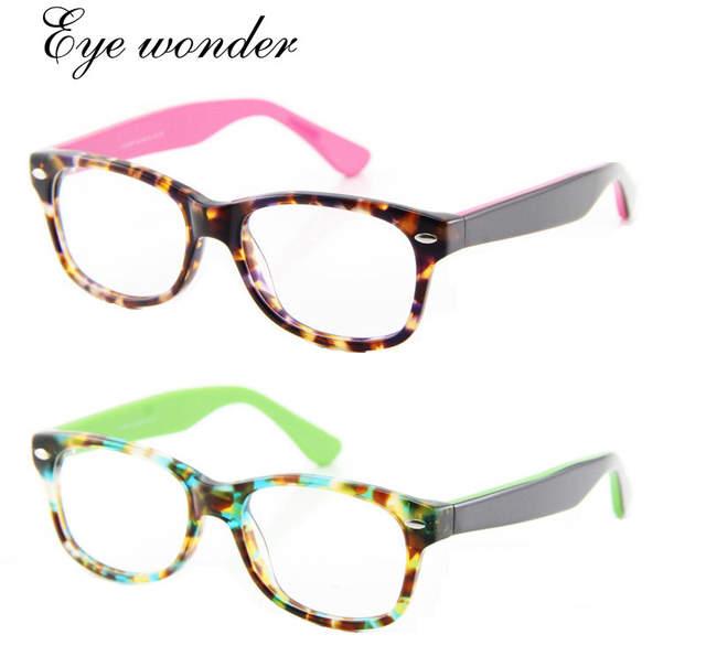 434c514ac804 EYE WONDER Wholesale Kids Glasses Accessories Fashion Baby Frames Boys Eye  Glasses Frames Girls Acetate Optical Frames-in Eyewear Frames from Apparel  ...