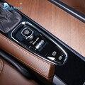Airspeed для Volvo XC60 XC90 S90 V90CC аксессуары  наклейки для салона автомобиля  Кнопка Ручного Тормоза  накладка  украшение  Стайлинг автомобиля