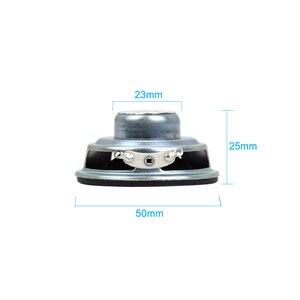 Image 4 - AIYIMA 2 шт. мини аудио динамик s 50 мм 4 Ом 5 Вт сабвуфер Мультимедийный портативный динамик усилитель звука громкий динамик DIY