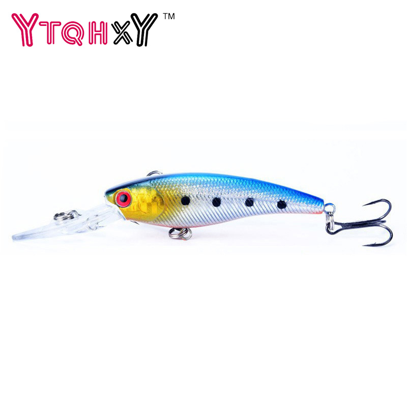1PCS Fishing Lure iscas artificiais para pesca Wobbler 9cm 8g Fishing Bait crankbait swimbait fishing tackle YE-122X lushazer fishing lure minnow bait 18g hard lures carp fishing iscas artificiais 2016 wobbler crankbait cheap sea fishing tackle