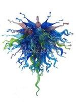 Multi Colorido Da Mão De Vidro Soprado Lustres Modernos China|chandelier china|modern chandeliers china|modern chandelier -