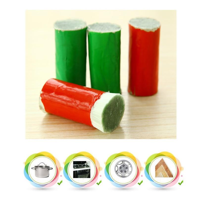 Лидер продаж щетка для очистки Магия Нержавеющаясталь стержень Magic Stick Металл ржавчины полезные инструменты для уборки на кухне
