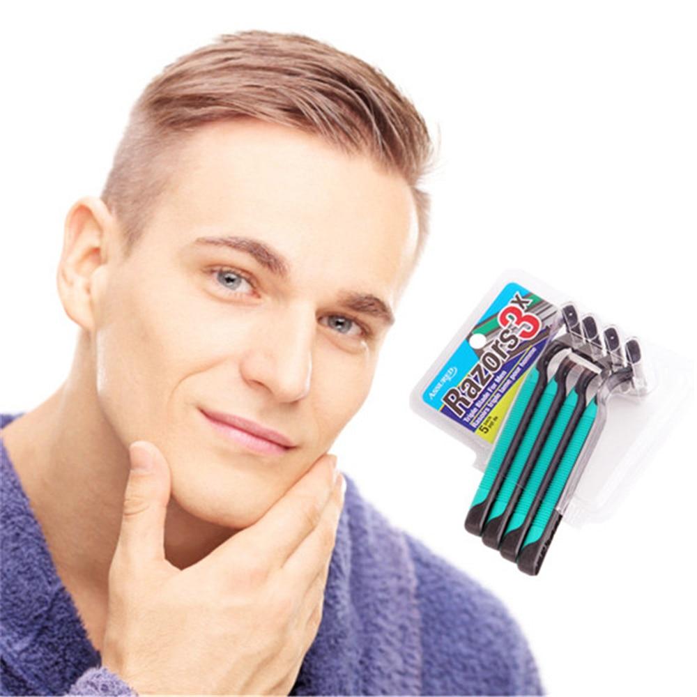 face care Men's Razor Shaving razor ,Manual shaver 4Pcs 0 shipping fee