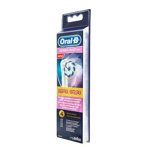 Image 4 - オーラルb EB60電気歯ブラシヘッド0.01ミリメートルソフト毛ヘッドディープクリーンガムケア戦闘ガム出血交換ブラシヘッド