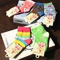 1 ~ 12 Anos de Idade Do Bebê Meias Meias infantis Meias Respirável Desenhos Animados Desenhos Coloridos de Cortes